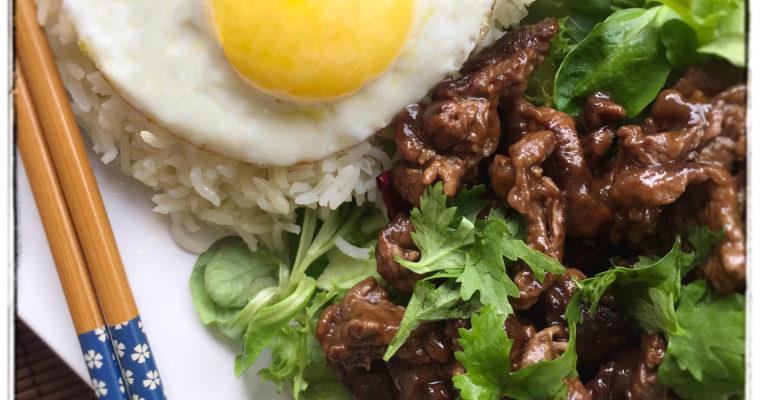 Lok Lak – Kambodschanischer Fleischsalat